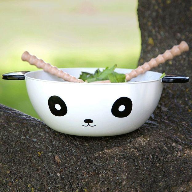 Salatschüssel Panda Bowl