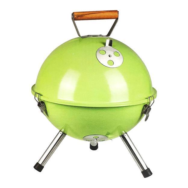 Mini BBQ Grill apfelgrün