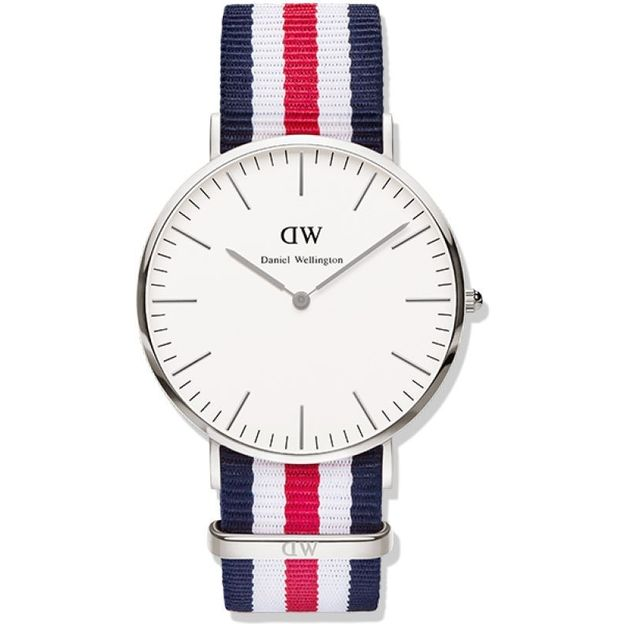 Daniel Wellington Montre Femme Canterbury 36mm