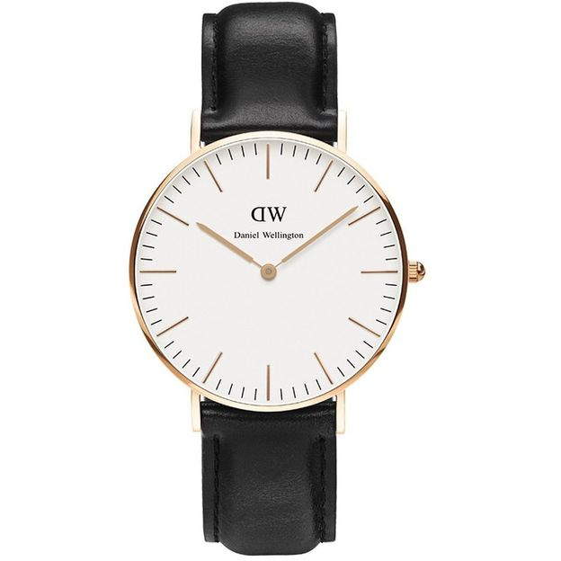 Daniel Wellington Damenuhr Sheffield 36mm