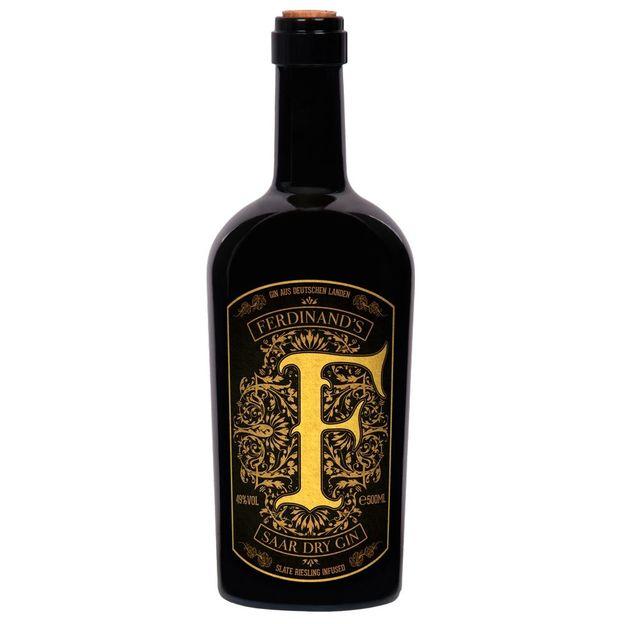 Ferdinand's Goldcap Saar Dry Gin 50cl