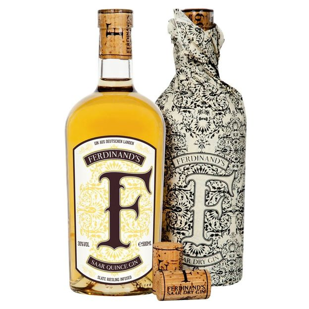 Ferdinand's Saar Quince, Gin, 50cl