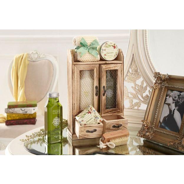 Geschenkset Holz-Kästli Beauty Care