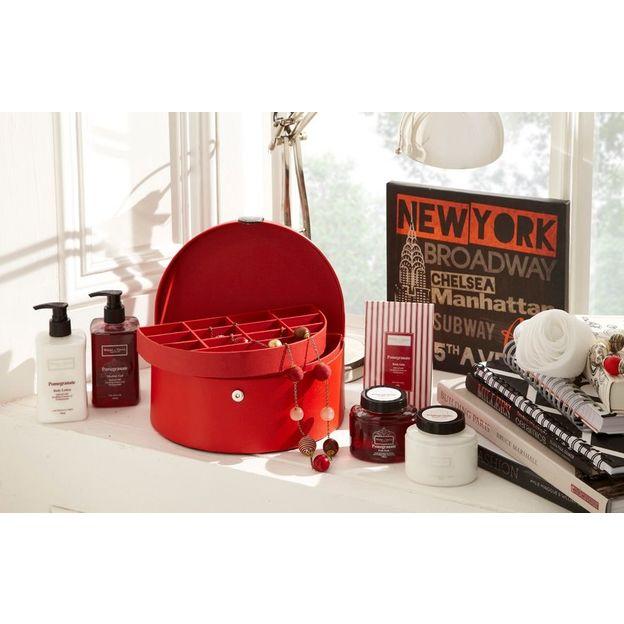 Geschenkset Schmuckkasten Pomegranate