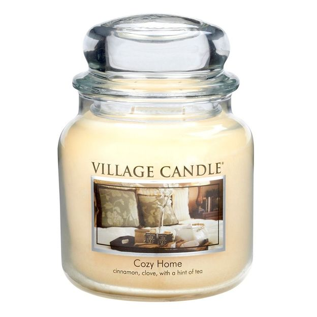 Bougie parfumée Village Candle Cozy Home