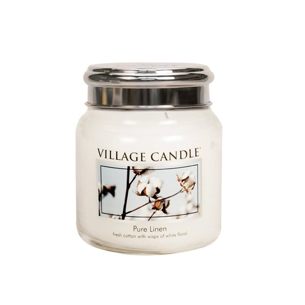 Village Candle Duftkerze Pure Linen