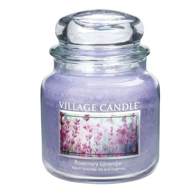 Village Candle Duftkerze Rosemary Lavender