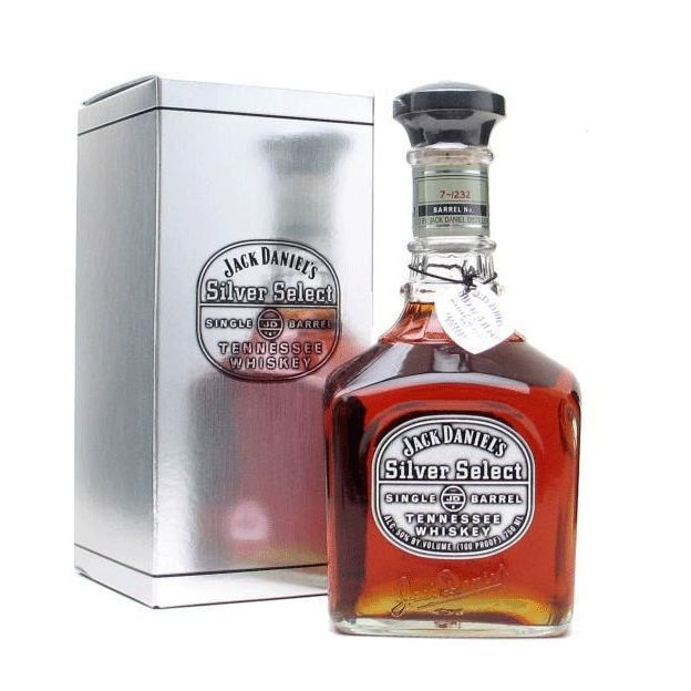 Jack Daniels Silver Select Whiskey 70cl