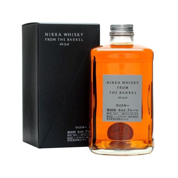 Whisky Nikka from The Barrel Single Malt 50 cl