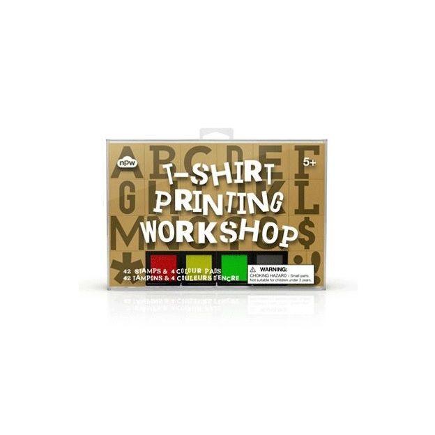 Kit DIY imprimerie textile