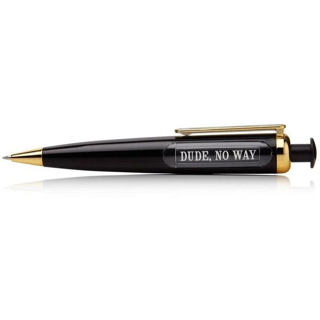 Entscheidungshelfer Kugelschreiber