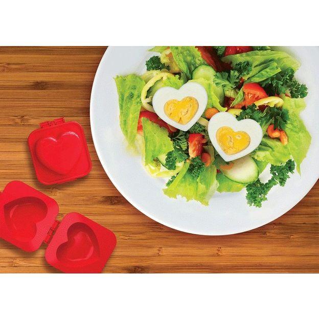 Moule oeuf en coeur Eggpress