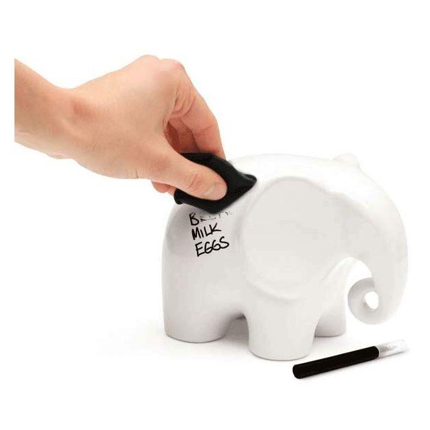 Notiz-Elefant Memo