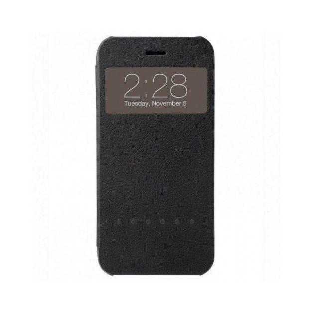 Housse Ozaki o!Coat Hel-ooo iPhone 6 PLUS noir