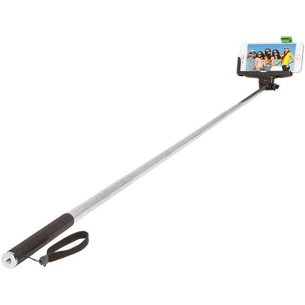 Selfie Teleskop Stange Bluetooth