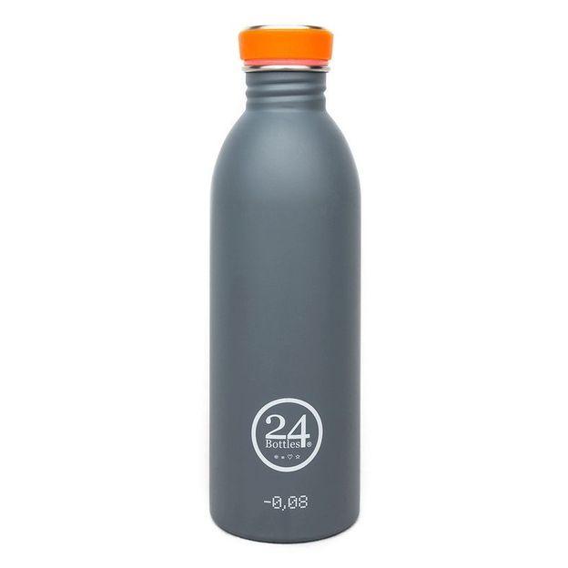 Trinkflasche 24bottles Formal Grey