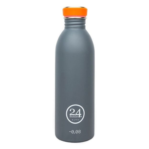 Trinkflasche 24bottles Formal Grey