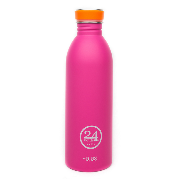Trinkflasche 24bottles Passion Pink