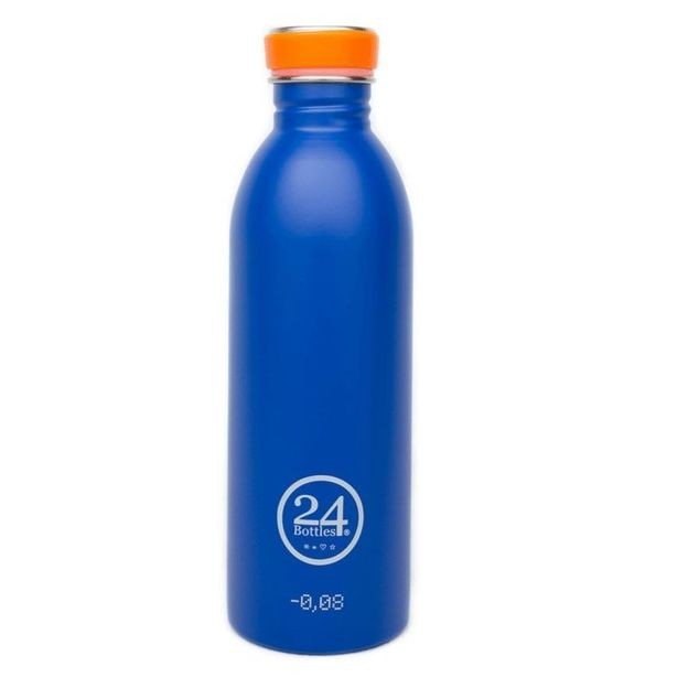 Trinkflasche 24bottles Dark Blue