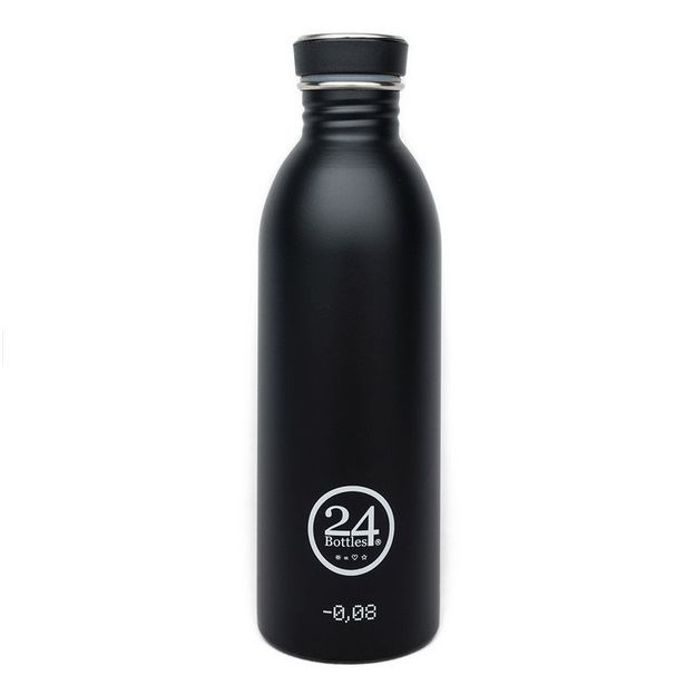 Gourde 24 Bottles Tuxedo Black