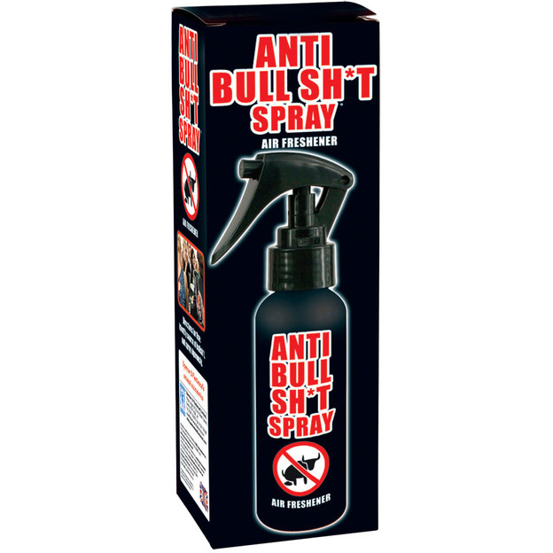 Anti Bullshit Spray Raumduft