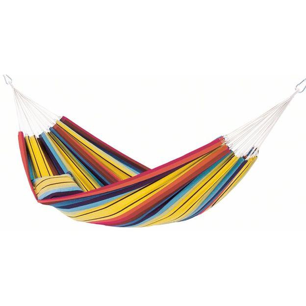 Hamac Barbados double XL Rainbow