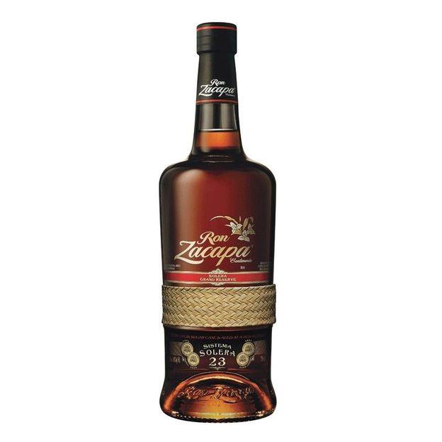 Zacapa No.23 Gran Reserva sistema Solera Rum, 70cl