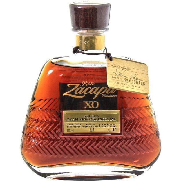Rum Zacapa XO Solera Reserva Especial 70cl