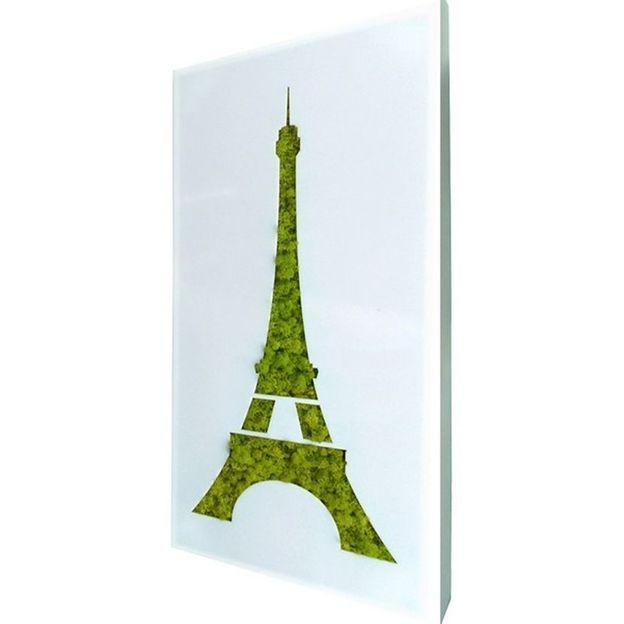 Flowerbox Eiffelturm 40 x 90 cm