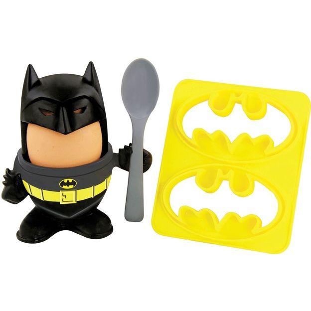 Coquetier Batman et découpe Toast