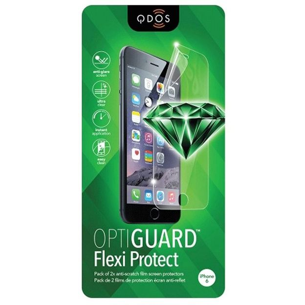 QDOS Glass Protect Clear iPhone 6 PLUS