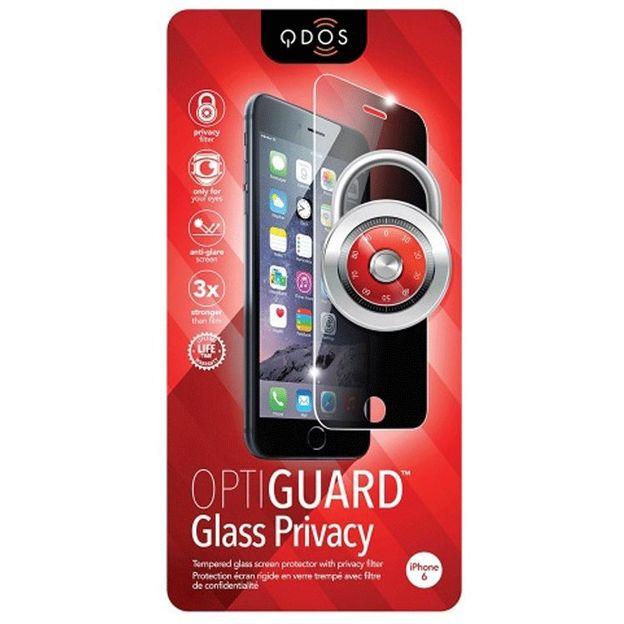 Film protecteur iPhone 6 Plus QDOS Optiguard Glass Privacy