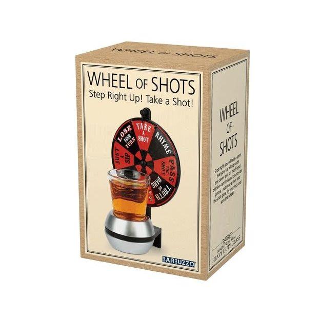 Trinkspiel Glücksrad - Take a shot