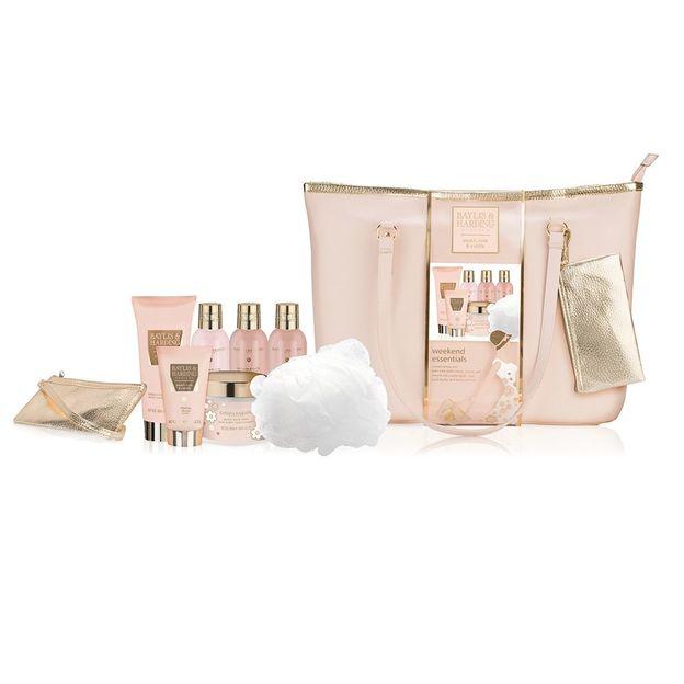 Peach, Rose & Vanilla Weekend Bag