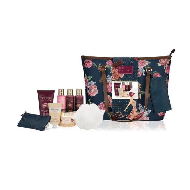 Set Cadeau Week End de Baylis & Harding Bouquet bleu royal