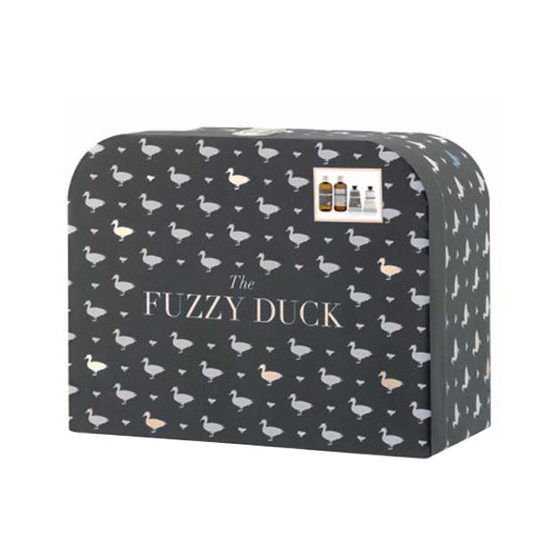 Geschenkset Fuzzy Duck Case