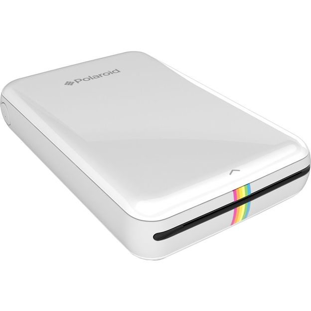 Imprimante Mobile Polaroïd blanche
