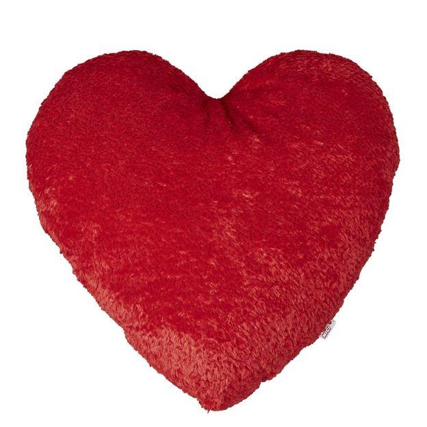 Coeur doudou géant 70 cm de Nici