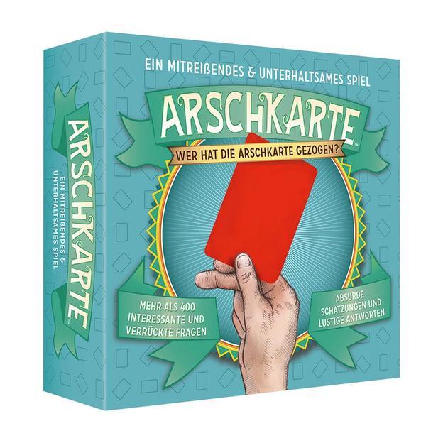 Arschkarte Spiel