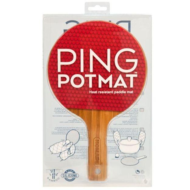 Topfuntersetzer ping pong
