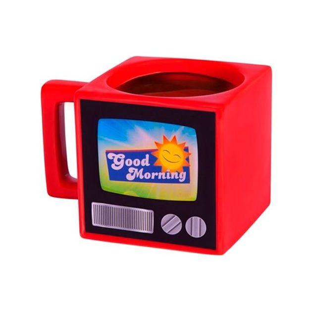 Tasse Retro TV