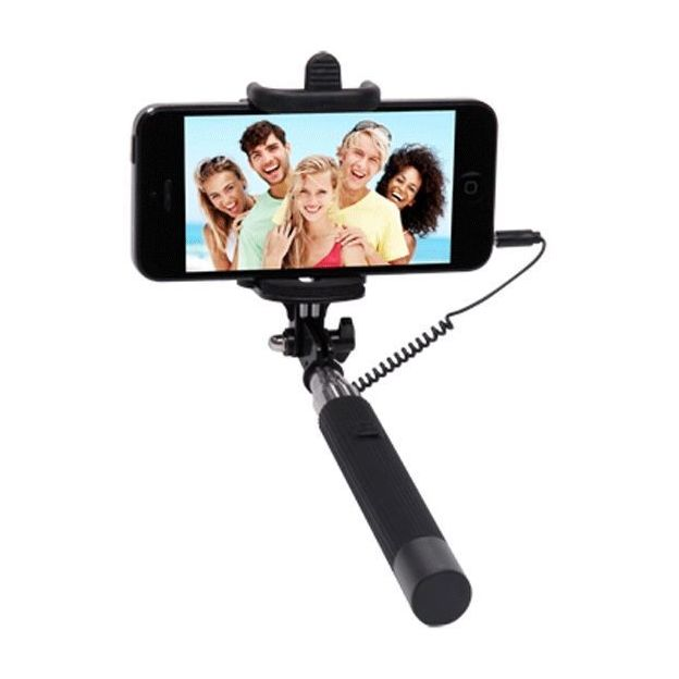 Mini Selfie Teleskopstange - Pocket Click Stick