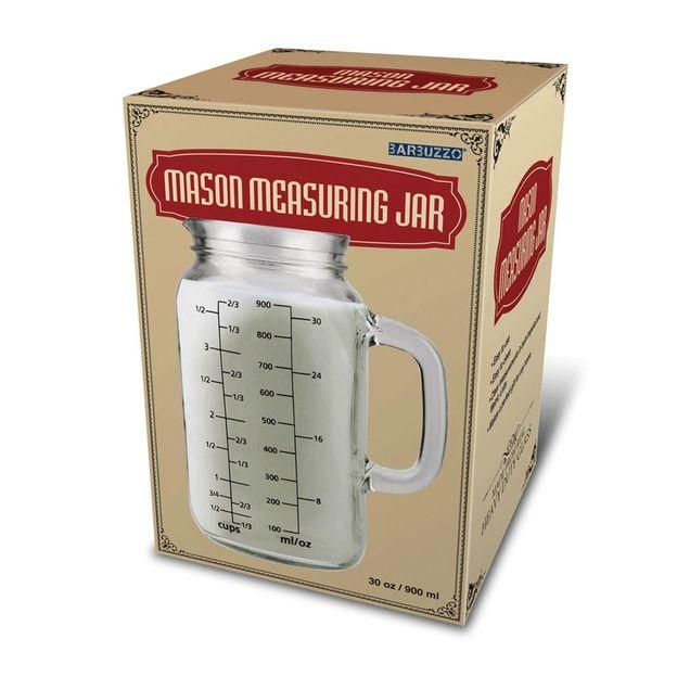 Verre mesureur vintage Mason