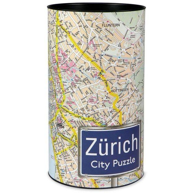 Puzzle Ville Suisse Zurich
