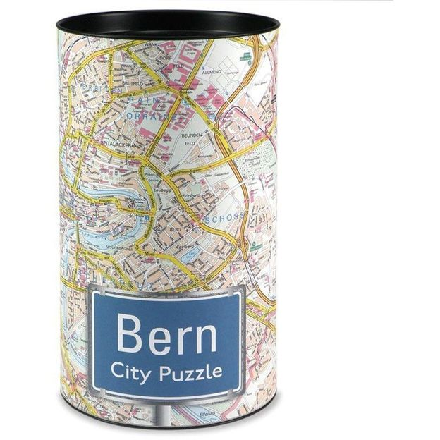 City Puzzle Bern