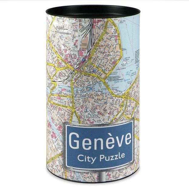 City Puzzle Genève