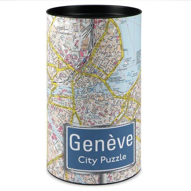 Puzzle Ville Suisse Genève
