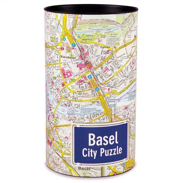 Puzzle Ville Suisse Bâle