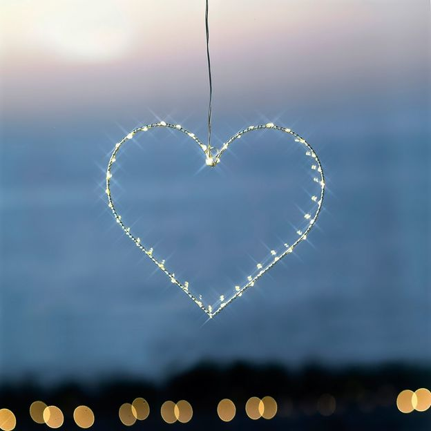 Décoration LED Coeur Liva