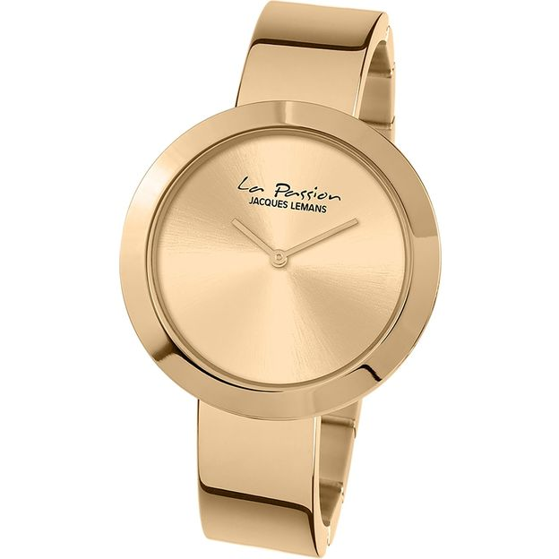 Jacques Lemans Montre Femme La Passion Or